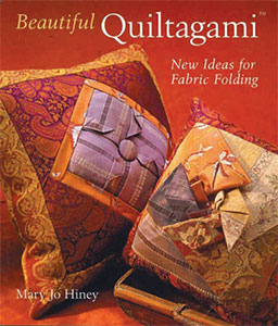 Beautiful Quiltagami, the Art of Fabric Folding