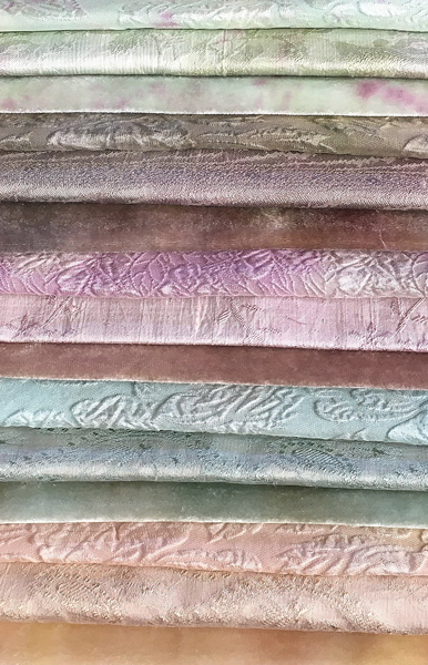 Silk Fabric Collections