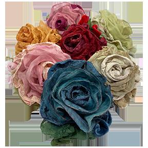 Crinkle Rose
