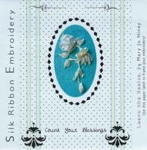 Learn The Basics Beginning Silk Ribbon Embroidery Kit