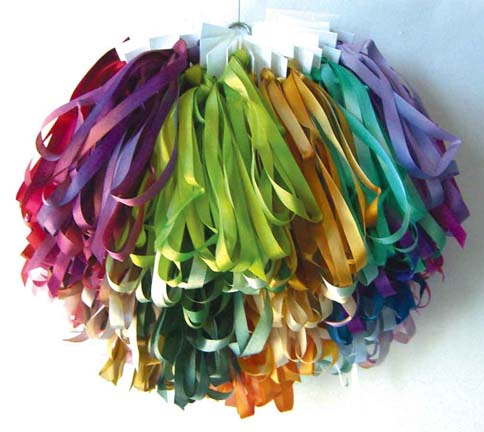 7mm Ribbon Set of 30 shades