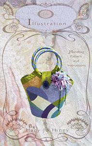 Illustration Handbag Pattern