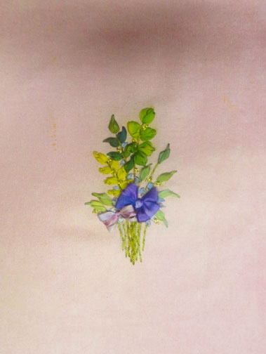 Lesson Two - Herbs and Pencil Violets