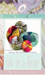 Pillows, Sachets & Pincushions