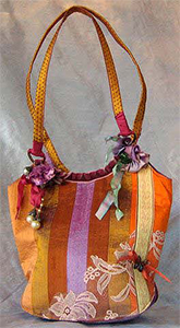 Melody handbag in the Radiant coloration