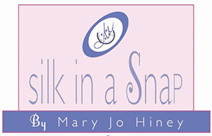 Silk in a Snap, by Mary Jo Hiney