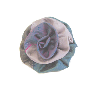 Small Gathered Rose, shown in the Forthright coloration