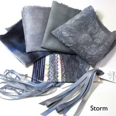 Storm small hand-dyed collection from Mary Jo Hiney Designs