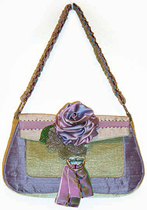 Reflection handbag in the Thankful coloration