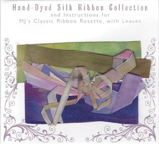Hand-Dyed Silk Ribbon Collection